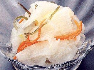 柚子カブラ 《冷凍》