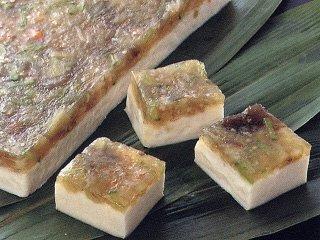 焼茄子胡麻豆腐 《冷凍》