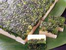 菜の花胡麻豆腐 《冷凍》