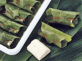 枝豆胡麻豆腐 《冷凍》
