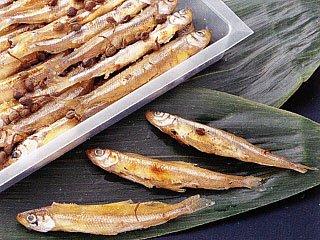 公魚浅煮山椒 《冷凍》