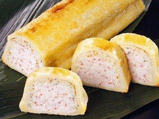 カニ風味パイ包み(蟹身入) 《冷凍》