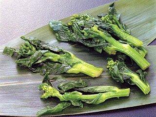 冷凍菜の花 《冷凍》
