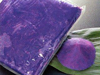 紫さつま芋ペースト 《冷凍》