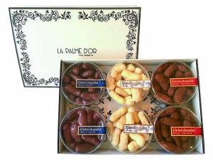 a la les chocolat アラレショコラ6個入