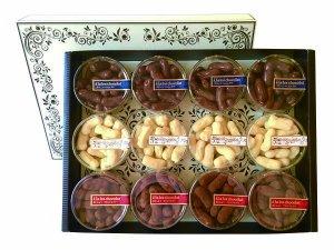 a la les chocolat アラレショコラ12個入