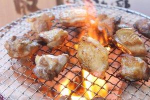 三重ブランド 熊野地鶏 鶏焼肉セット