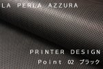 PRINTER DESIGN POINT 02 ブラック
