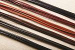 スタンダードレース 3mm巾x85cm 6色