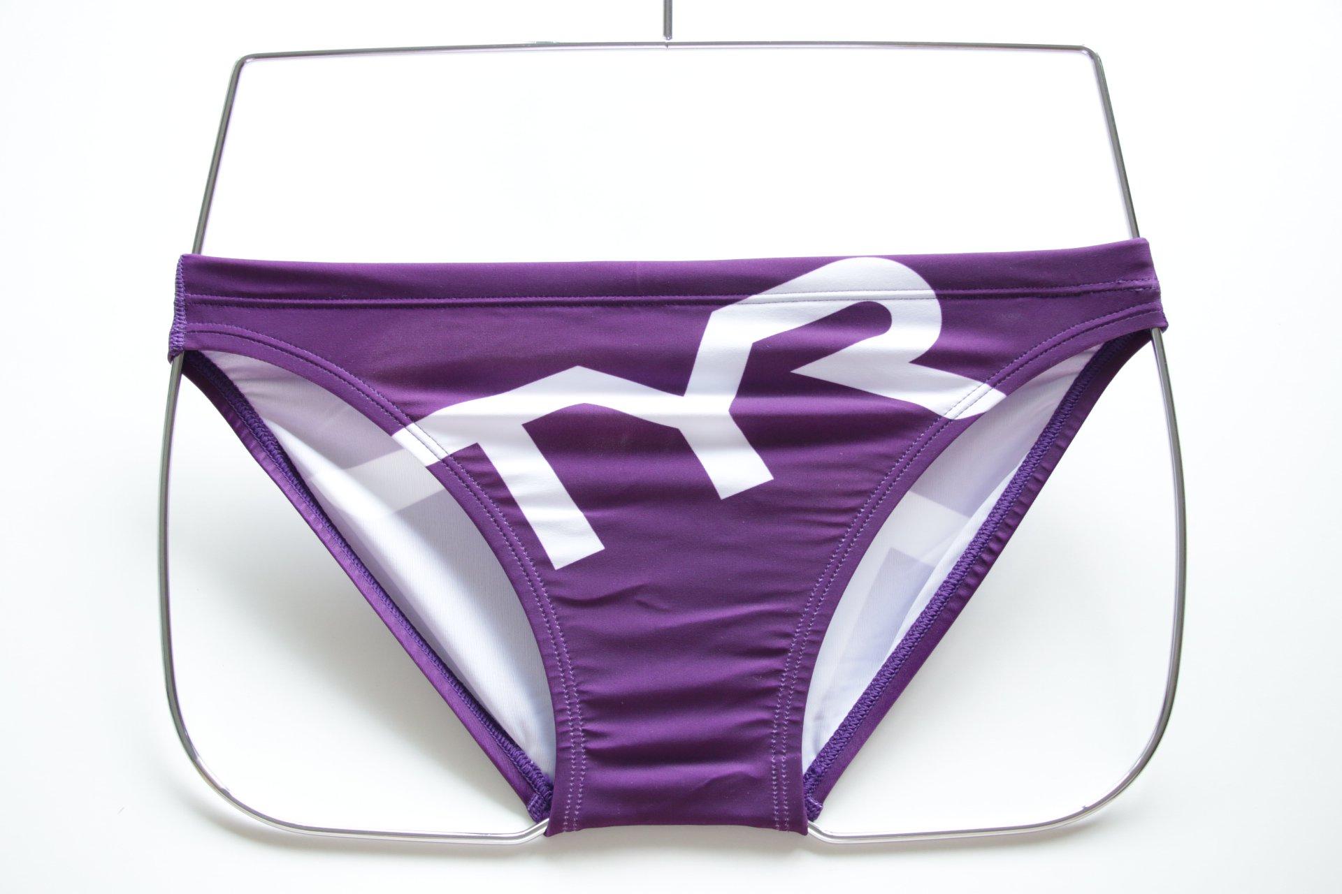 Bespoke Tyr Men's Swimwear Brief BIG LOGO