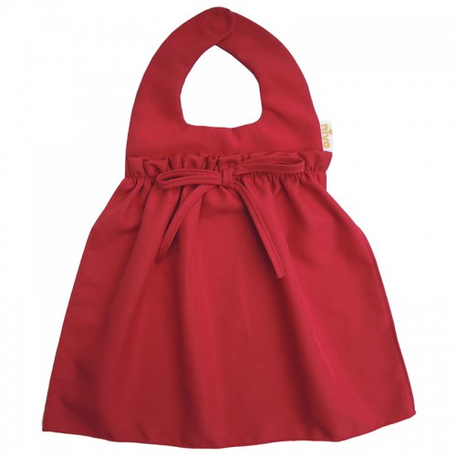 Red Dress bib