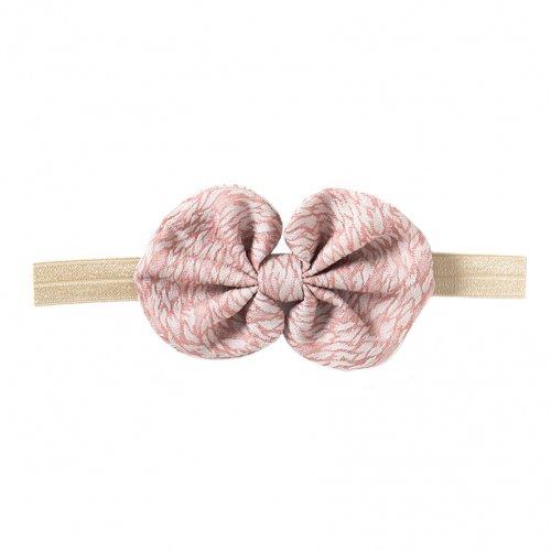 ジャガードヘアバンド/Jacquard ribbon hair band