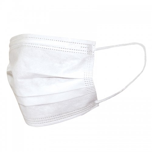 【子ども用】立体型不織布3層マスク10枚セット