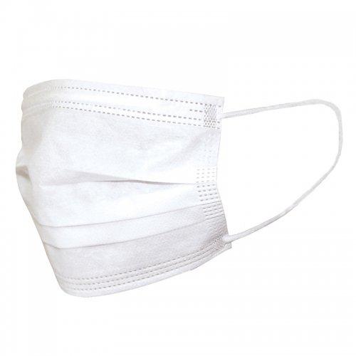 【大人用】立体型不織布3層マスク10枚セット