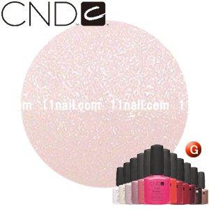 シェラック[CND Shellac]UVカラーコート(7.3ml)[113 グレープフルーツスパークル]ソークオフカラージェル