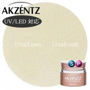 アクセンツ[AKZENTZ]UV/LED カラージェル(4g)【UL023:シャンパン】ソークオフ