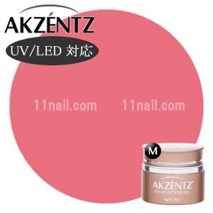 アクセンツ[AKZENTZ]UV/LED カラージェル(4g)【UL029:プリティ-インピンク】ソークオフ