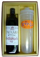 ■ ビワミンギフトセット<BR>720ml+専用希釈<BR>ペットボトル