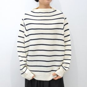 Any BORDER SWEATER <img class='new_mark_img2' src='//img.shop-pro.jp/img/new/icons1.gif' style='border:none;display:inline;margin:0px;padding:0px;width:auto;' />