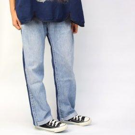 YEAH RIGHT !!  DENIM SWEAT PANTS
