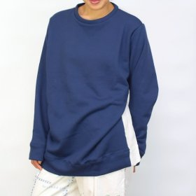 YEAH RIGHT !!  BACK CHIFFON SWEATSHIRTS