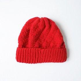 SWISH! ニットキャップ / christmas red