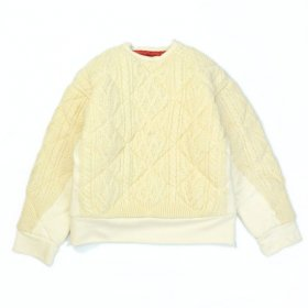 YEAH RIGHT !!  QUILTING KNIT P/O
