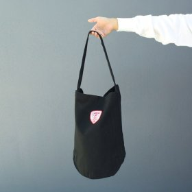 maindish  ONE SHOULDER BAG (black)