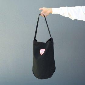 maindish  ONE SHOULDER BAG (black)