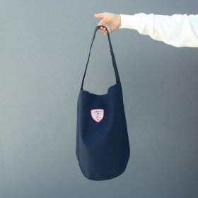 maindish  ONE SHOULDER BAG (navy)
