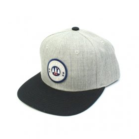 maindish  BASEBALL CAP (grey)