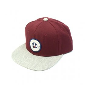 maindish  BASEBALL CAP (burgundy)