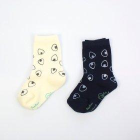 kunkun kodomo socksks おにぎり キッズソックス