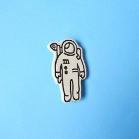 maitoparta 宇宙飛行士ブローチ