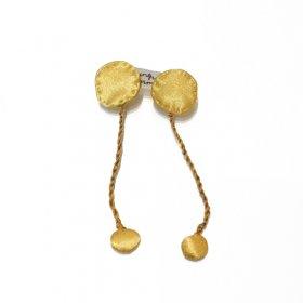 gungulparman  fabric products earring / D