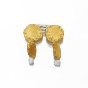 gungulparman  fabric products earring / E