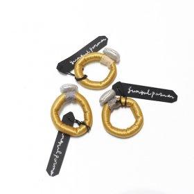 gungulparman  fabric products ring / diamond