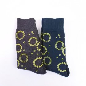 kunkun men's socksks 花かんむり