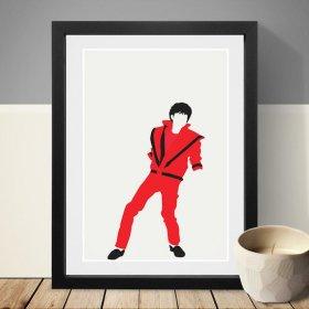 Michael Jackson マイケルジャクソン A3 アートポスター