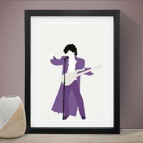 Prince プリンス A3 アートポスター