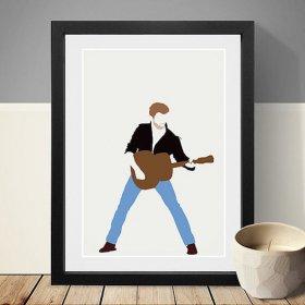 George Michael ジョージマイケル A3 アートポスター