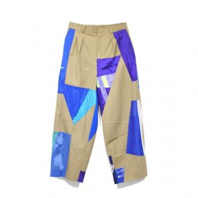 <img class='new_mark_img1' src='https://img.shop-pro.jp/img/new/icons16.gif' style='border:none;display:inline;margin:0px;padding:0px;width:auto;' />YEAH RIGHT !!  SHAKA WIDE PANTS