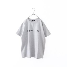 maindish new me Tシャツ (GREY)