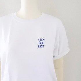 Any | HAND-STITCH  Tシャツ(TEENAGE LIOT)