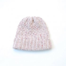 【SWISH!】knitcap/pink