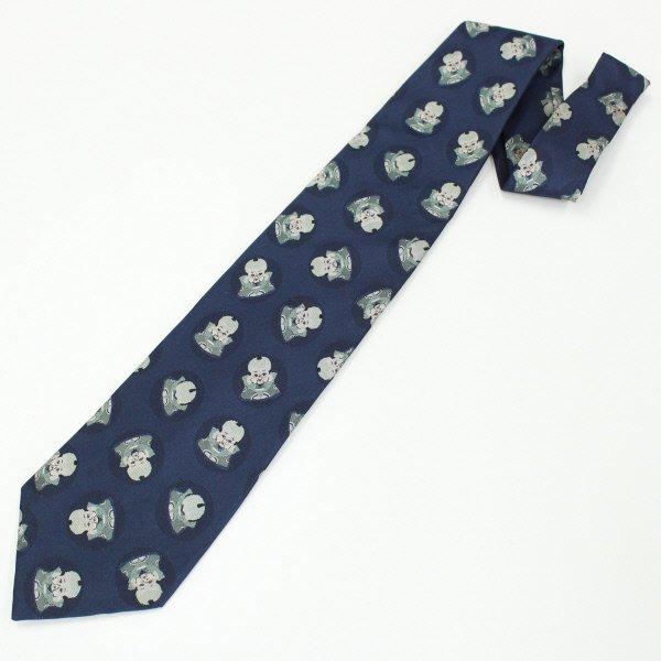 面白ネクタイ・縁起の良い福助のネクタイ