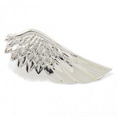 夢に向かって羽ばたけ翼・羽根のタイピン(ネクタイピン)
