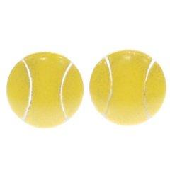 【Mt. ARTIGIANO】テニス・白蝶貝のボタンダウンピアス