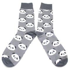 靴下・キュートなパンダのメンズソックス