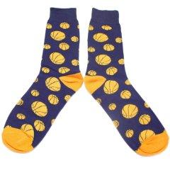 靴下・バスケットボールのメンズソックス